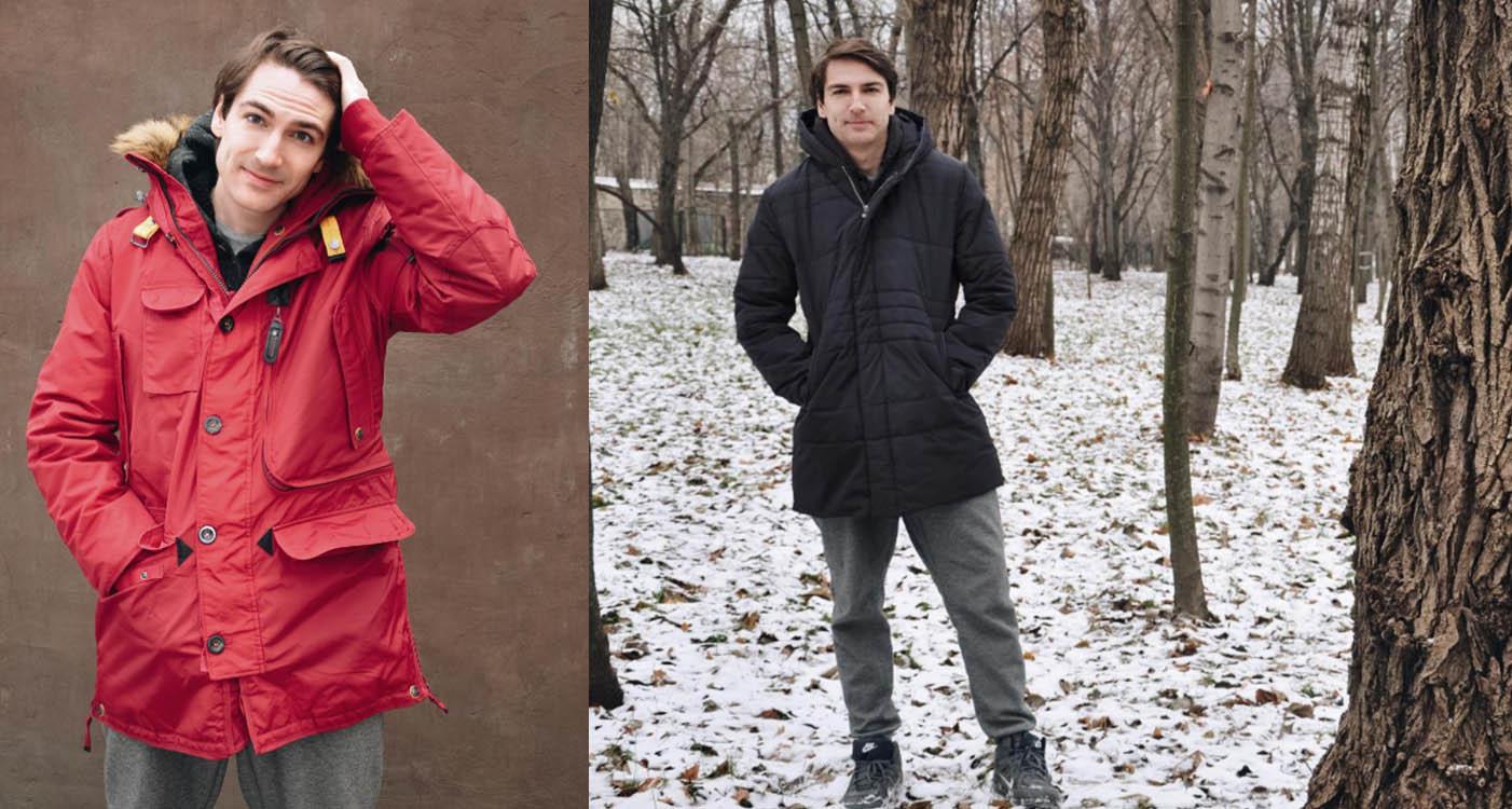 Куртки по финской технологии