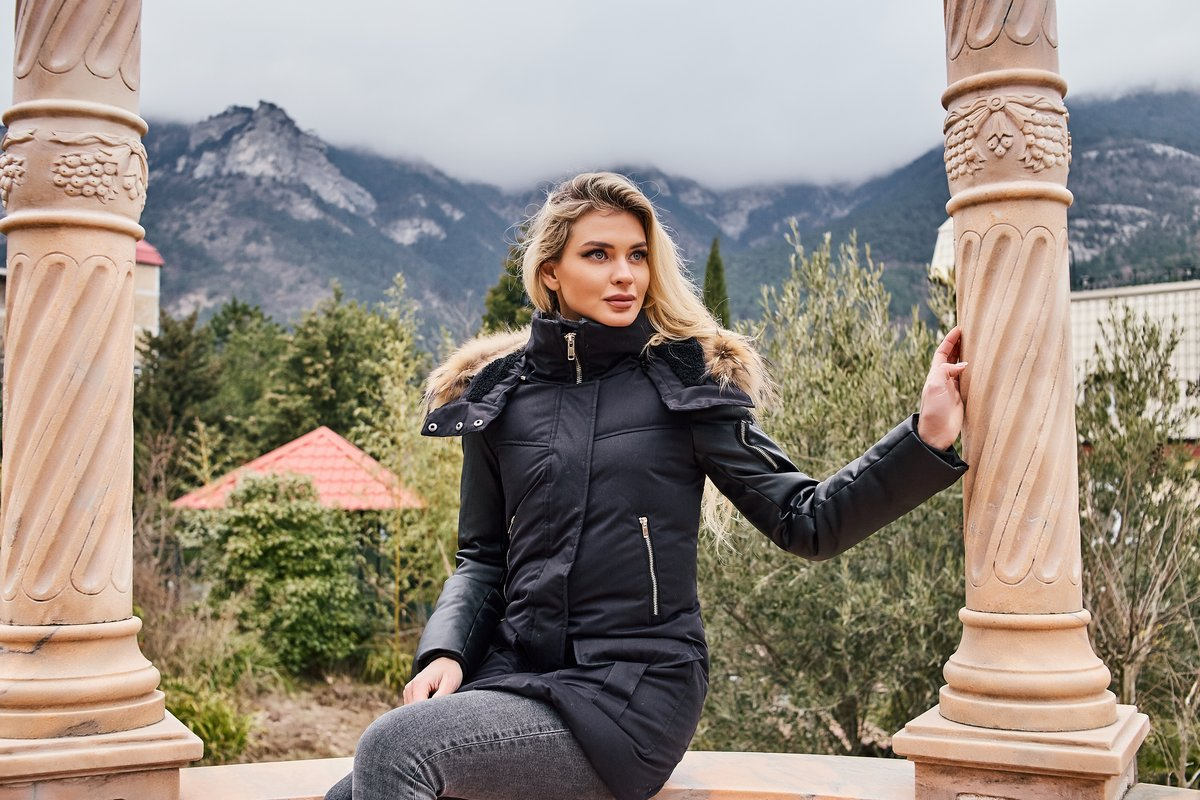 Теплая финская куртка купить в Москве