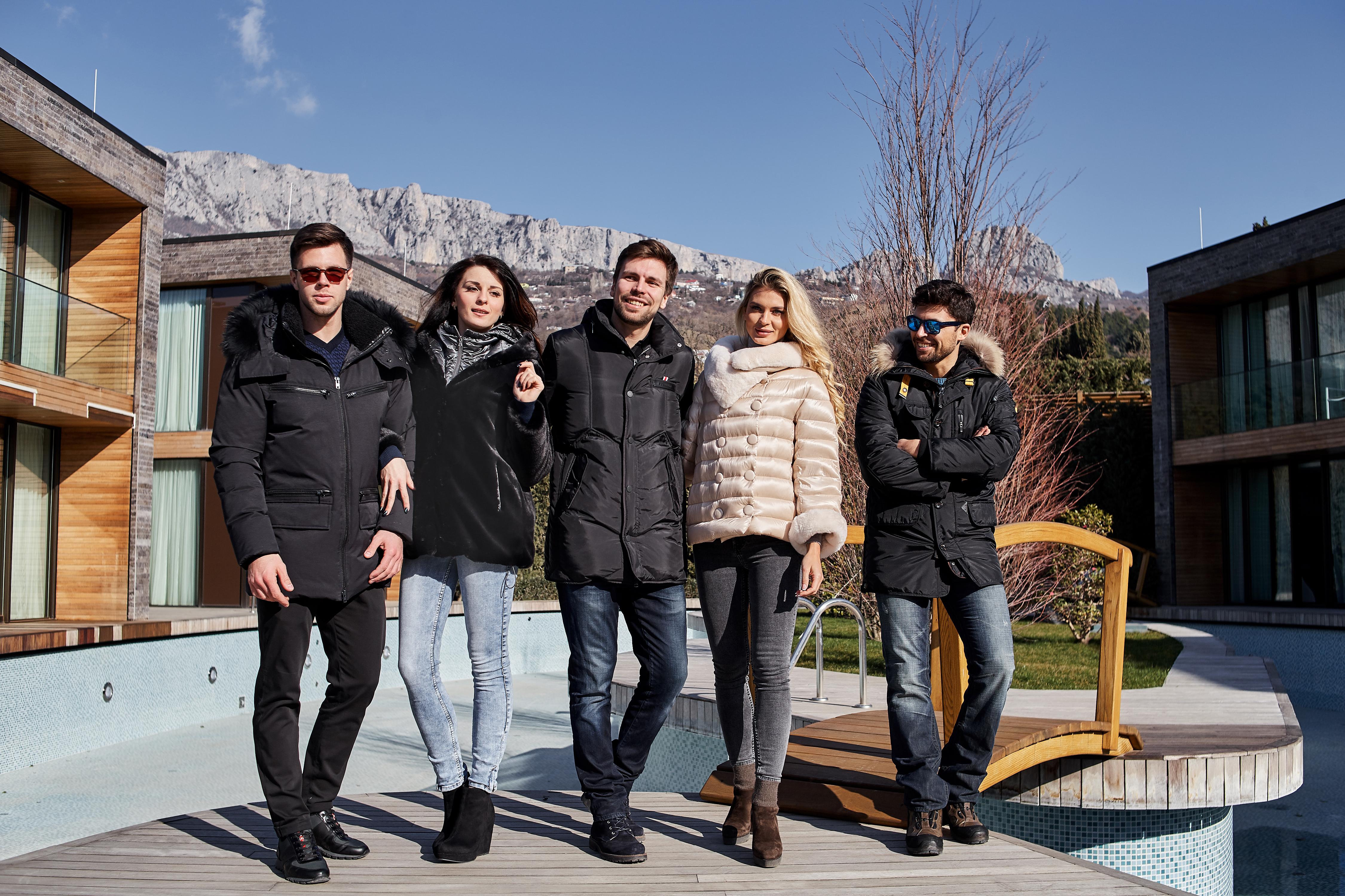 Зимние куртки Сканди | Официальный магазин в Москве